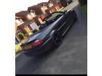 BMW e46 330d MSport Convertible