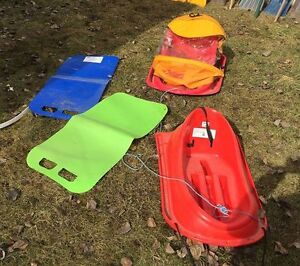 Kids sleds $15 for all - Reduced