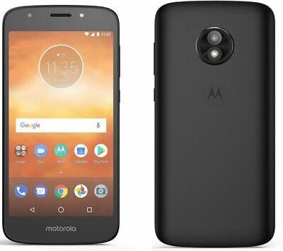 """Motorola Moto E5 Play 5.34"""" Smartphone 1GB 16GB 8MP Black Unlocked Sim Free"""