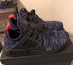 NMD XR1 Speckled Blue Black Limited JD Sports