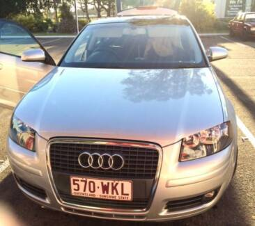 Great Condition Audi A3 2.0L Auto 2006 with sunroof for sale.