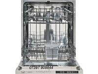 Kenwood KID60S15 Full-size Integrated Dishwasher ex display /1