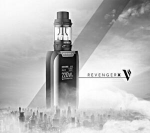 Stop Smoking ,Start vaping !!  Vaporesso Revenger X 220W with NRG TC Kit Free Shipping !!!