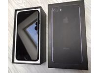 iPhone 7 128GB Jet Black Unlocked (Including Apple Smart Case)