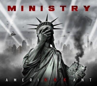 - MINISTRY - AmeriKKKant CD