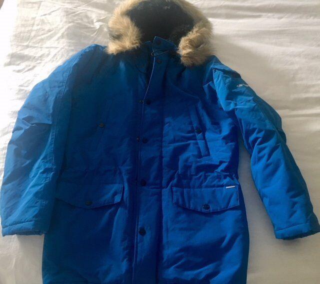 Carhartt winter coat size M mint condition