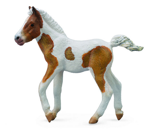 FJORD FOAL GREY CollectA # 88633 Horse Collectible Farm Toy Baby Animal NIP