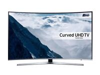 """49"""" SAMSUNG Curved TV Smart 4k Ultra HD HDR UE49KU6670 can deliver or collect"""