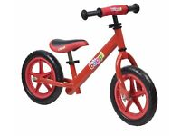 Brand New Boppi Metal Balance Bike
