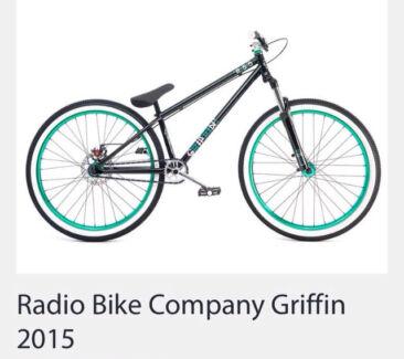Radio bike company griffin 2015 Newcastle 2300 Newcastle Area Preview