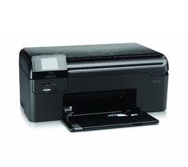 HP Photosmart B110A Wireless All-in-One Printer