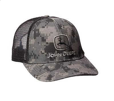Men's John Deere Digital Camo Hat / Cap - LP67041