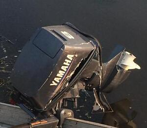 Cowling for Yamaha 6hp or 8hp two stroke outboard motor