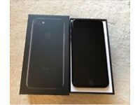 iPhone 7 256 GB boxed unlocked jet black
