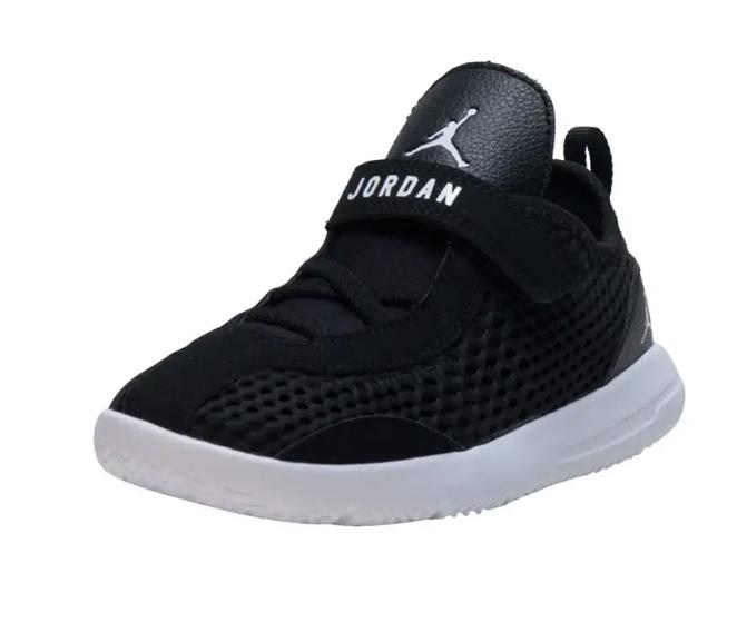 Jordan Kids Sneakers Flight Luxe BT Running  Walking Shoes BLACK//GRAY 919718 011