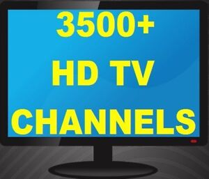 Watch 3500+ Premium HDTV CHANNELS *LIVE SPORTS*MOVIES*SHOWS*