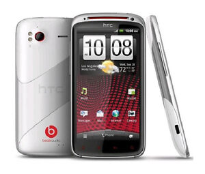 HTC Sensation XE G18 Z715e 4GB WIFI 3G 8.0MP White Unlocked Android Smartphone