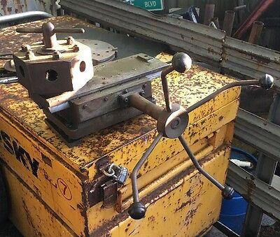 15 Metal Lathe 2206 Enco Turret Tailstock May Fit Southbend Clausing Leblond Et
