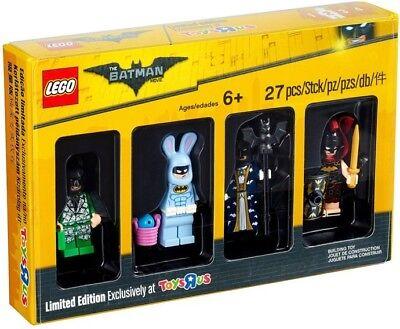 LEGO BATMAN Minifigure Set (5004939) Bricktober 2017 (Toys R Us Exclusive) NEW!