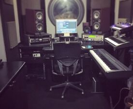 Music Recording studio Share