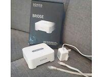 Sonos Bridge, boxed, hardly used