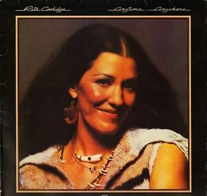 RITA-COOLIDGE-anytime-anywhere-AMLH64616-A2-B2-uk-a-m-LP-PS-EX-VG-with-insert