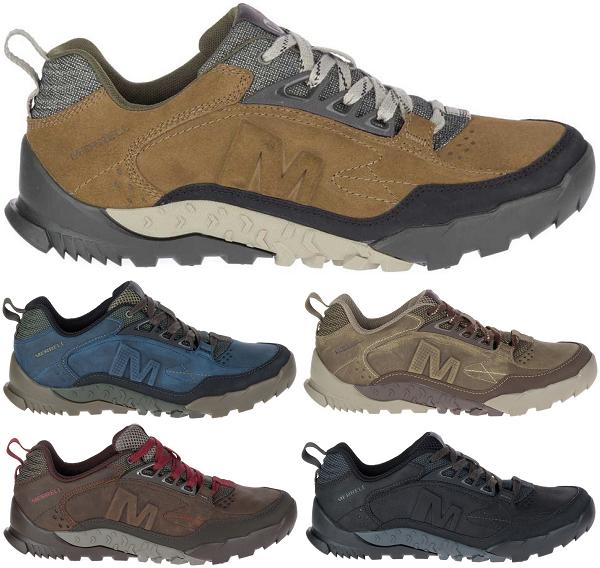 MERRELL Intercept J73459 Outdoor Hiking Trekking Athletic Trainers Shoes Mens