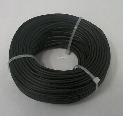 20 Awg Tinned Copper Stranded Hook Up Wire 100 Feet Black Ul1007 Project Wire