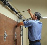 SAME DAY GARAGE DOOR REPAIR SERVICE