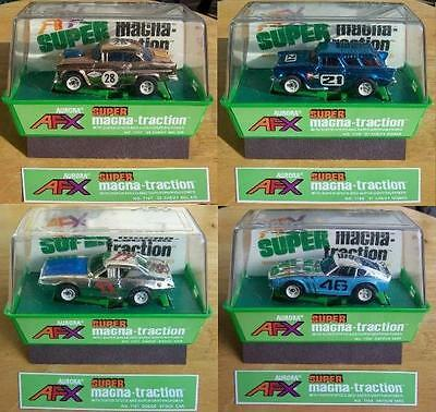 AFX Reproduction SUPER Magna Traction Slot Car Box Labels!!!