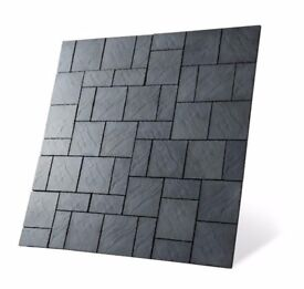 Chalice Patio Paving Kit 7.29m Garden Flags / Slabs Nationwide Delivery Available £169.99 Clapham