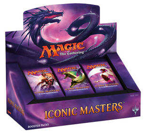 Magic The Gathering Iconic Masters Now Available @ Breakaway