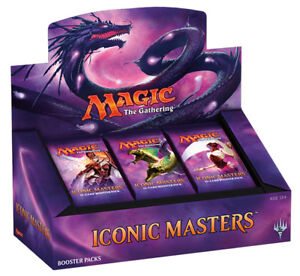Magic The Gathering Iconic Masters ON SALE @ Breakaway