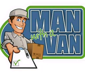 Man and Van Service available 24/7