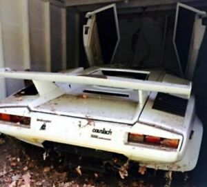 Wanted Lamborghini countach or Lamborghini diablo any condition