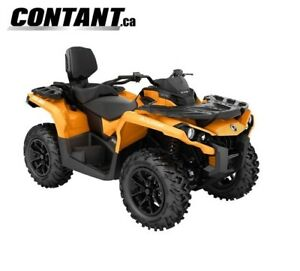 2018 VTT Can-Am Outlander MAX Outlander MAX DPS 650
