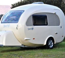 Touring caravan needing one