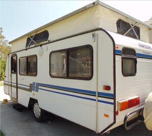 Viscount Overlander Poptop Caravan 1992 Deebing Heights Ipswich City Preview