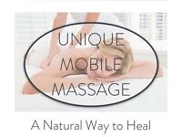Outcall London Massage Therapy
