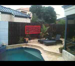 BAMBOO Fencing - Best construction, price WE CAN CUSTOM MAKE!!!! Wangara Wanneroo Area Preview