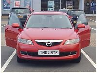 *RELIABLE* 2007 Mazda 6 TS HPi Clear, 2 KEYS, HPi Clear not toyota avensis, honda accord, volvo s40