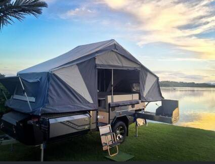 Wanted: 2016 Lincoln LX off road camper trailer- immaculate condition