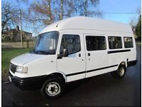 Affordable 17 seater minibus for hire. Driver available if needed.