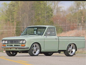 Looking to buy a Datsun 520/521