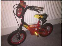 Children's bike age 3-5