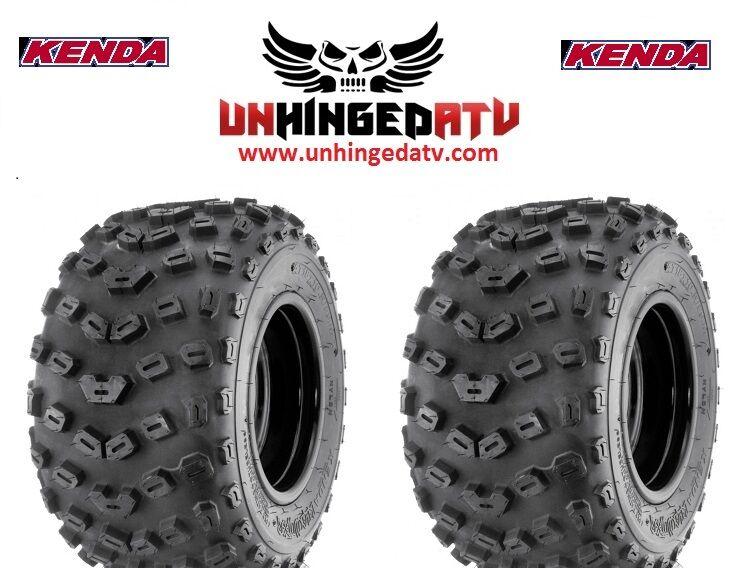 2 Kenda Klaw XC K533 Rear Tires 20x11-9 TRX 450R 250R YFZ LTR KFX Z400 Raptor
