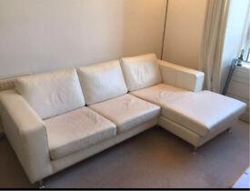Bo Concept L Shape Sofa. Good Condition