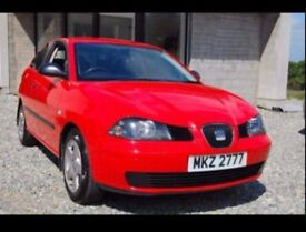 Seat Ibiza 1.4 2004 (Seat, Volkswagen, Audi, BMW, Golf, Clio, Fiesta)