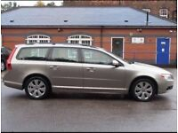 NOVEMBER 2007 VOLVO V70 SE LUX D5 AUTO ONLY 89,000 MILES FULL SERVICE HISTORY