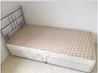 Slumberland Single bed base